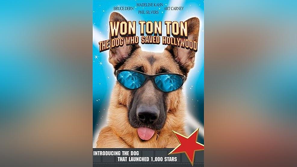 Won Ton Ton the Dog that Saved Hollywood