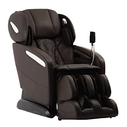 Gentil OSAKI OS PRO MAXIM Zero Gravity Massage Chair, Brown