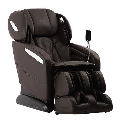 Bon OSAKI OS PRO MAXIM Zero Gravity Massage Chair, Brown