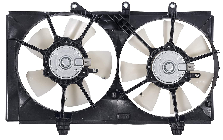 Spectra Premium CF13024 Dual Radiator Fan Assembly