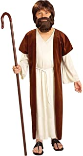 Amazon.com: Amscan Brown Saint Joseph Costume for Boys ...