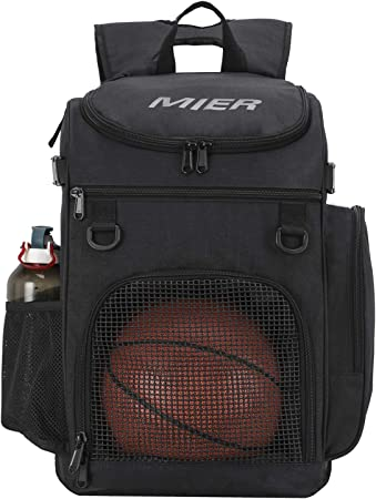 MIER Spacious Multiple-Use Soccer Backpack