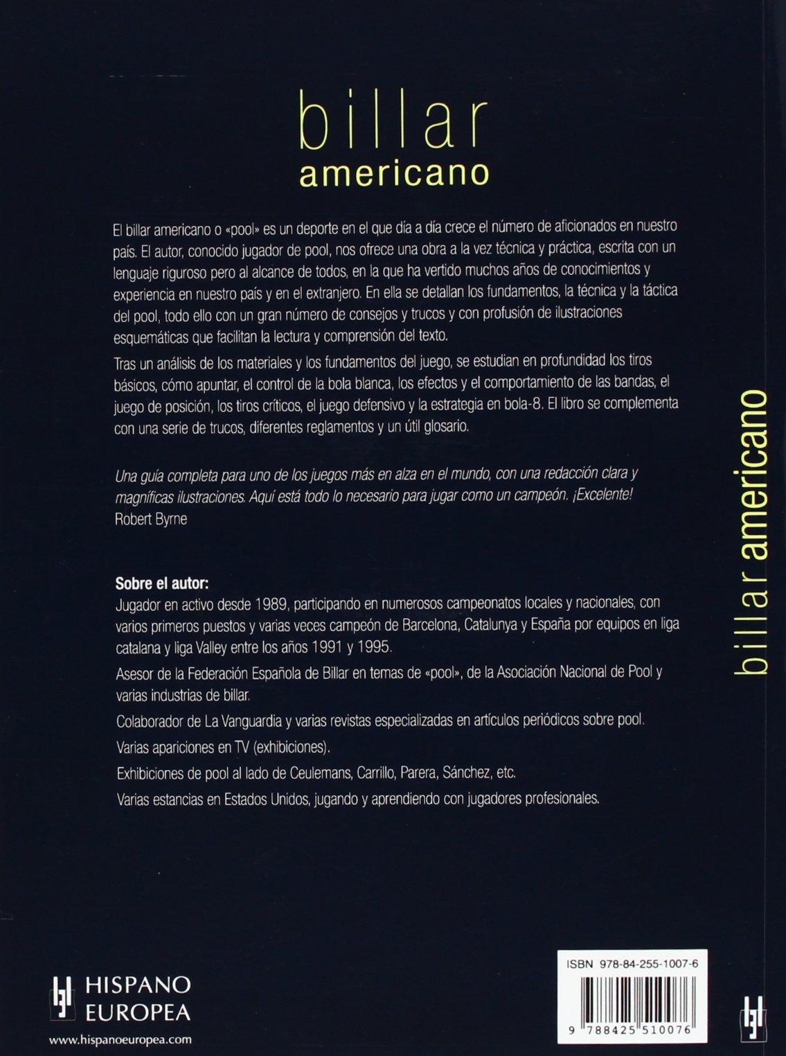 Billar americano (Herakles): Amazon.es: Viaplana, Marc: Libros