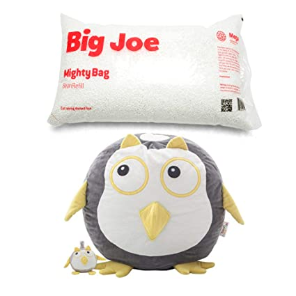 Strange Amazon Com Big Joe Bagimal Oscar The Owl W Lil Buddy Bean Gmtry Best Dining Table And Chair Ideas Images Gmtryco