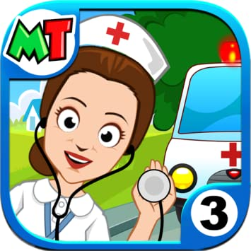 Amazon com: My Town : Hospital: Appstore for Android