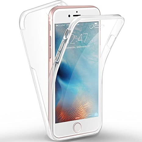 coque transparente silicone iphone 6