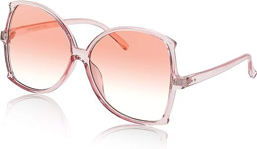 Womens Mens Rimless Butterfly Sunglasses Cute Eyewear Fashion Shades Glasses #1