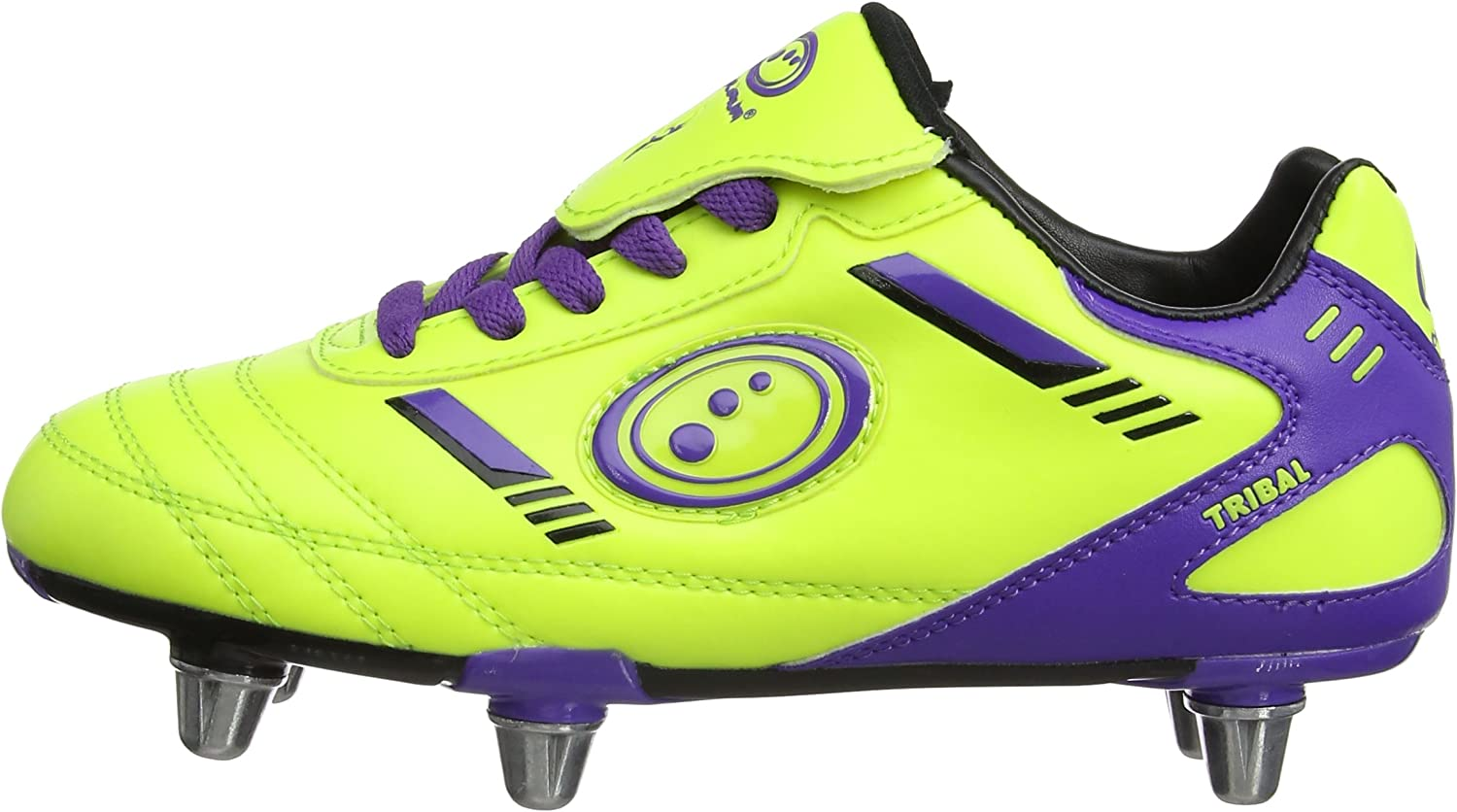 Chaussures de Rugby Gar/çon OPTIMUM Tribal Moulded Stud