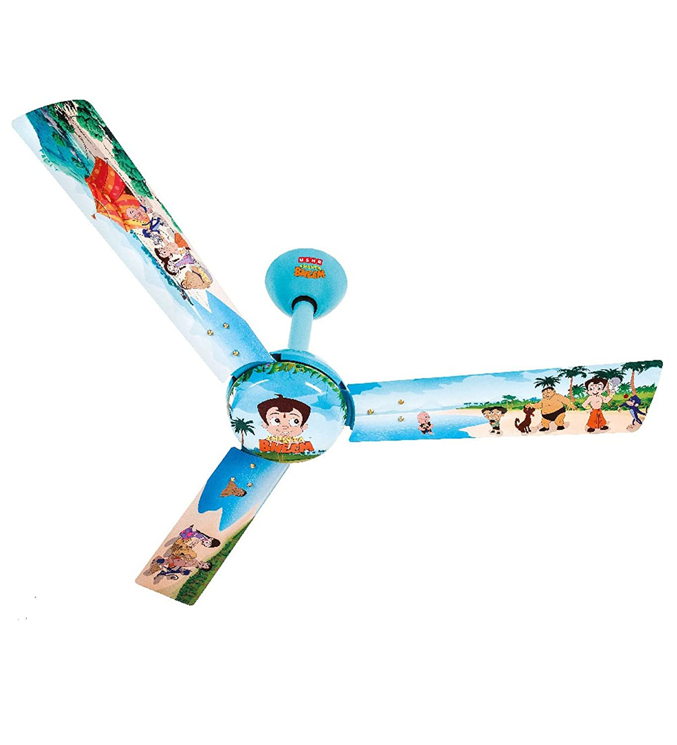 Usha Chhota Bheem Jungle Fun 3 Blade (1200mm)..