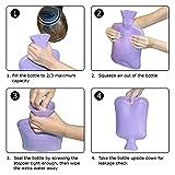 HomeTop Premium Classic Rubber Hot Water
