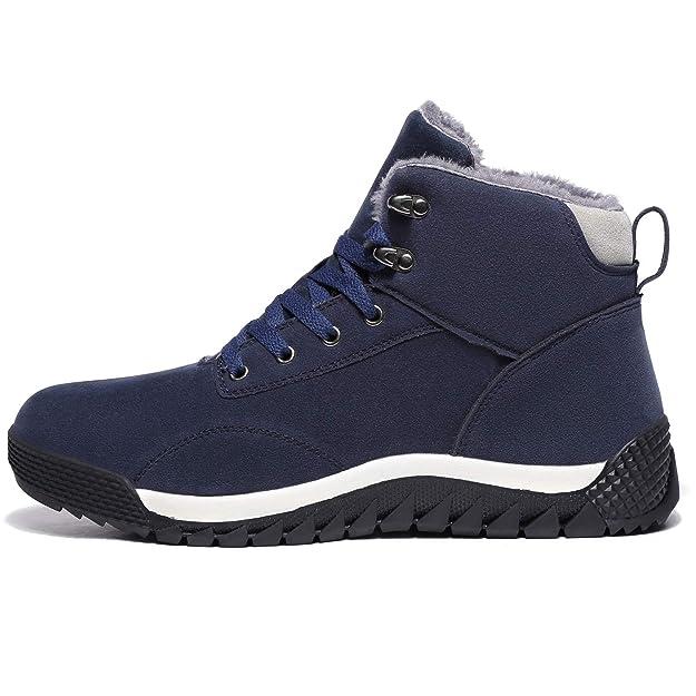 Amazoncom Scien Mens Snow Boots Sneakers Snow Boots