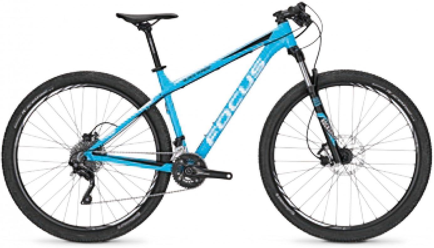 Focus Black Forest LTD 29R Twentyniner Mountain Bike 2017, color Maliblue, tamaño 42, tamaño de rueda 29.00: Amazon.es: Deportes y aire libre