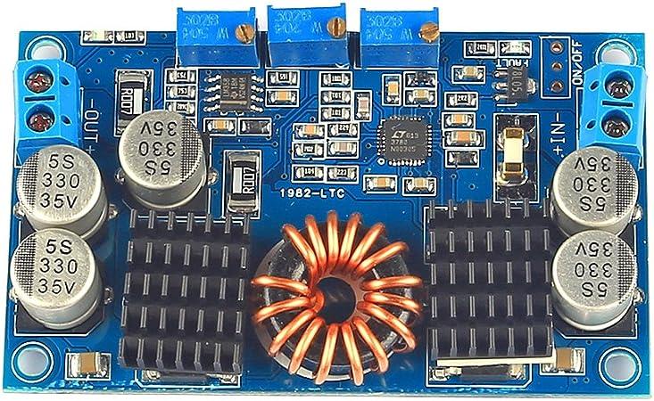 DC5-32V LTC3780 DC-DC Power Supply Constant Voltage Step Up-Down Module