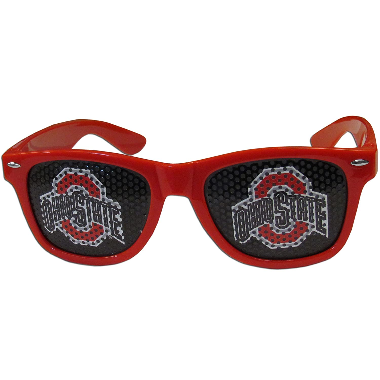 NCAA Ohio State Buckeyes Game Day Shades Sunglasses