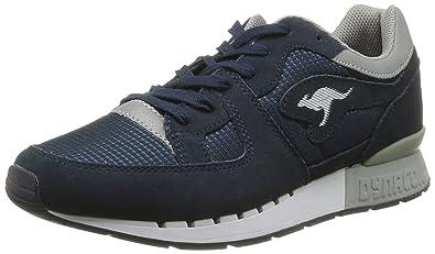 KangaROOS Sneaker, blau, 39 39