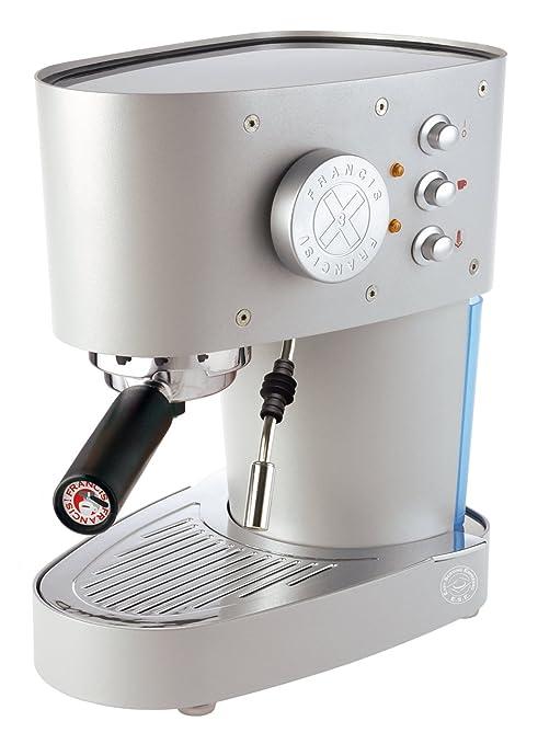 illycaffè X3 ESE - Máquina de café de monodosis, color gris
