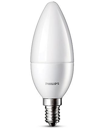Philips LED Candle Light Bulb (E14 3 W) - Warm White