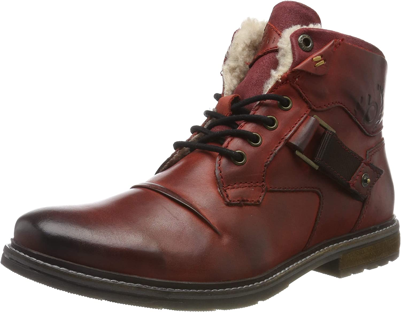 bugatti Herren 321622561200 Klassische Stiefel Kurzschaft Stiefel