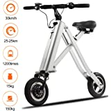 Sevenside Urban E Bike And Folding Electric Scooter The Newest Foldable Bicycle Model With 15