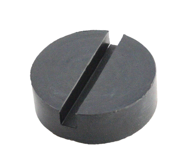 100x25mm Gummiauflage mit Nut fü r Wagenheber und Hebebü hnen Gummiprodukt