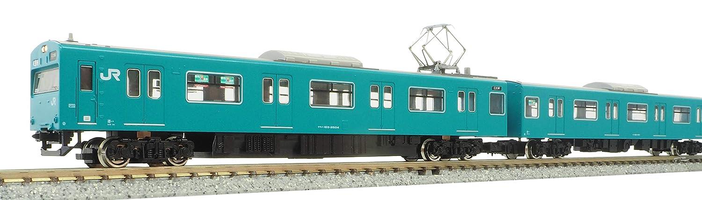 グリーンマックス Nゲージ JR103系 羽衣線  HL101編成タイプ 3両編成セット 動力付き 50609 鉄道模型 電車 B07F5FL5XP
