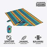 GRAND TRUNK Adventure Sheet: Portable Sand Proof & Waterproof Quick-Dry Nylon Blanket