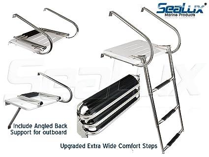 Amazon com: SeaLux Universal Swim Platform with Extra Wide