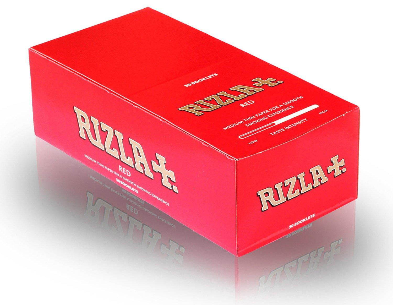 RIZLA 2500 Rizla Silver Regular Standard Papers 50 Booklets Bargain!!!