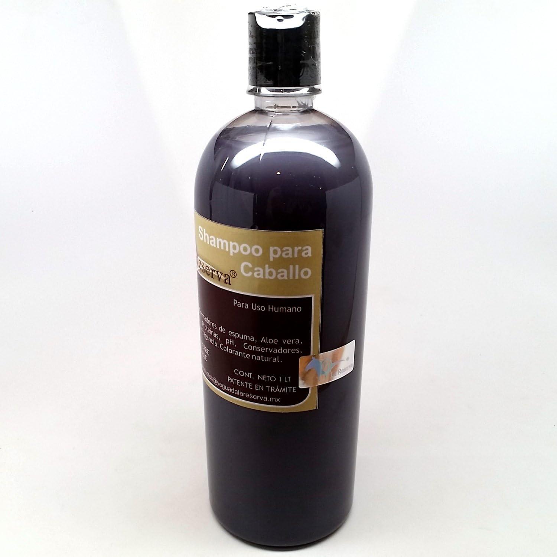 Yeguada La Reserva Shampoo De Caballo Negro (Bottle) - All Natural ...