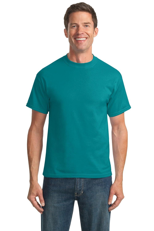 Port & Company Men's Tall 50/50 Cotton/Poly T Shirts