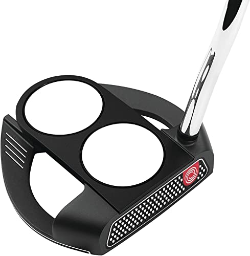Odyssey 2018 Black and Chrome O-Works Putters