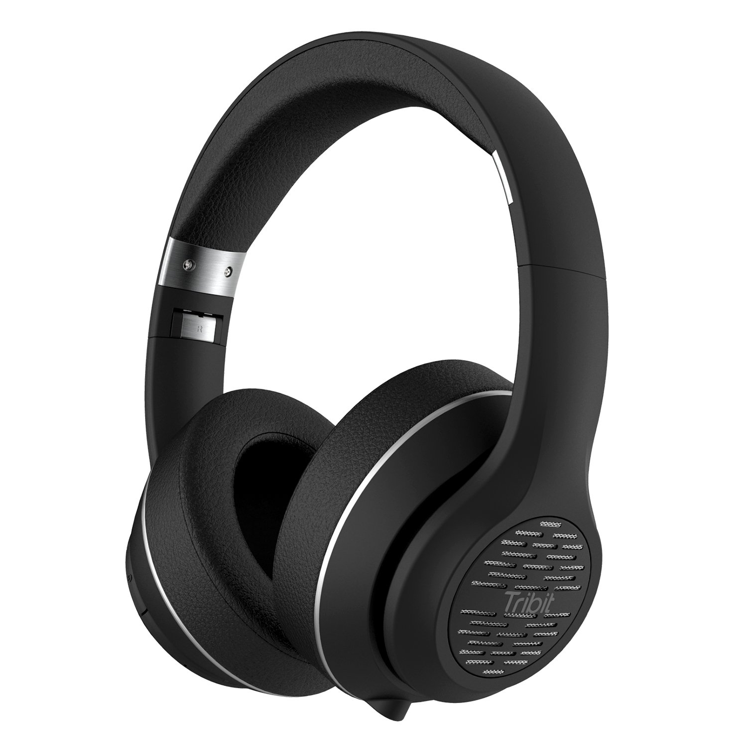 ویکالا · خرید  اصل اورجینال · خرید از آمازون · Tribit XFree Tune Bluetooth Headphones Over Ear - Wireless Headphones 40 Hrs Playtime, Hi-Fi Stereo Sound with Rich Bass, Built-in Mic, Soft Earmuffs - Foldable Headset with Carry Case, Black wekala · ویکالا