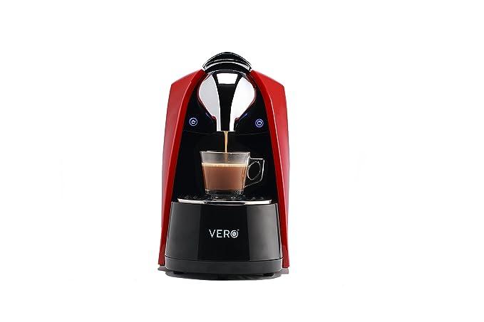 VERO | Infuso Red | Coffee Machine | Nespresso Compatible <span at amazon