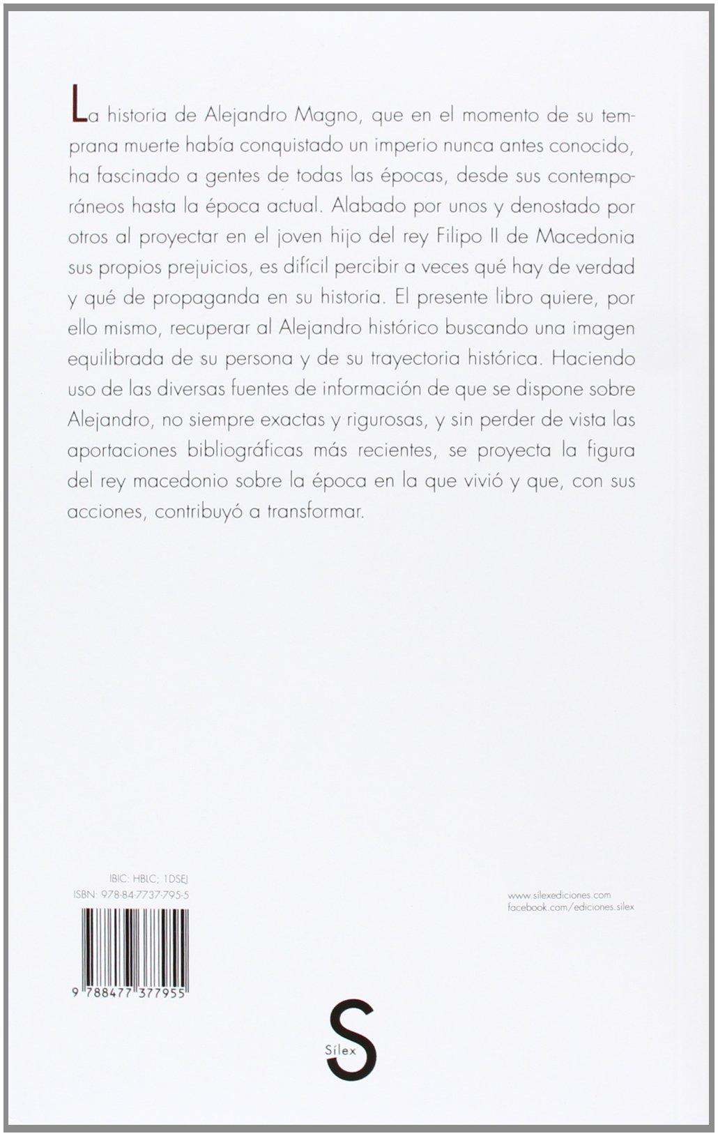 Alejandro Magno, rey de Macedonia y de Asia: Dominguez ...