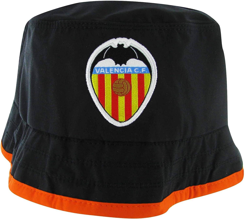 Valencia CF (La Liga) Sombrero de balón de fútbol: Amazon.es ...