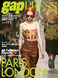 2020 S/S gap PRESS vol.151 PARIS&LONDON (gap PRESS Collections)