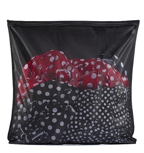 1 Pack (1 XX grande) - tenrai prendas delicadas de lavandería ...