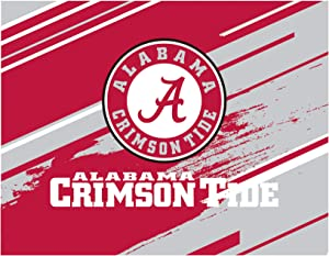 Diamond Painting Kits University Logo for DIY 5D Diamond Art for Home Wall Decor Full Drill and Gift 12'' × 16'' (Alabama Crimson Tide)