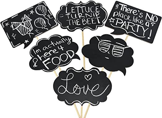 Heart Sign Blackboard Chalkboard Perfect for Kitchens Valentines day Large
