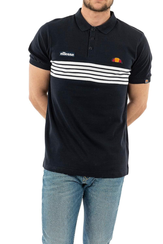Ellesse Vanni Polo Shirt Navy: Amazon.es: Ropa y accesorios