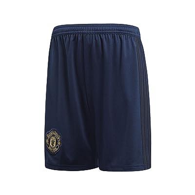 adidas 2018-2019 Man Utd Third Shorts (Kids)