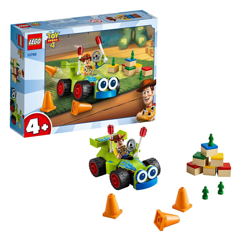 レゴ(LEGO) トイストーリー4 ウッディ&RC 10766 ディズニー