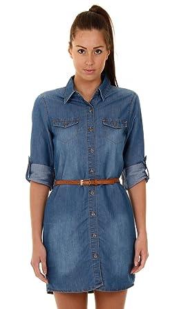 0bcb1cba7a4 Long Denim Tunic for Women – Fashion dresses