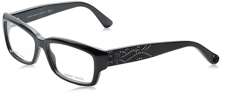 6a10c672c929 Amazon.com: Giorgio Armani Men's AR 8034 5059/80 Frame: Blue / Lens: Blue  57mm Sunglasses : Clothing