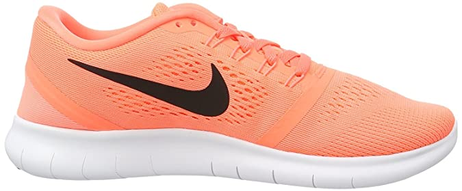 Nike Damen 831509-802 Traillaufschuhe, Orange (Bright Mango/Black/Sunset Glow/White), 36 EU