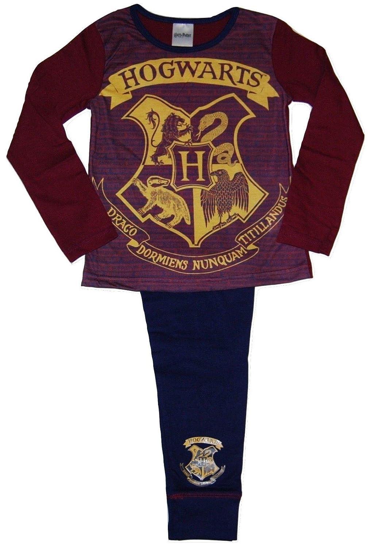 Calidad superior precio limitado código promocional Girls Harry Potter Pyjamas Hogwarts
