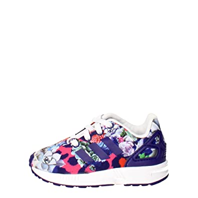 best sneakers 722a4 0829d adidas ZX Flux El I Scarpe Sportive Bambina  Amazon.it  Scarpe e borse