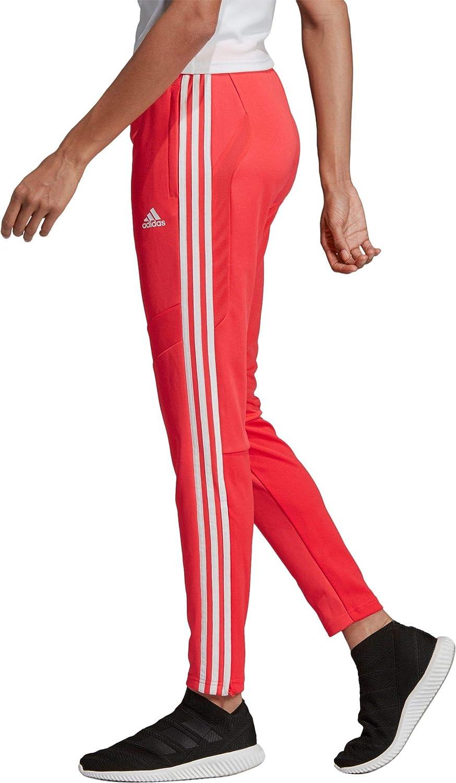 f16d0e7c73d66 Amazon.com : adidas Womens Tiro 19 Training Pants (Shock Red/Small ...