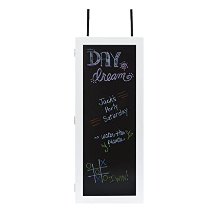 Charmant InnerSpace Luxury Products Wall Cabinet Organizer With Chalkboard   White