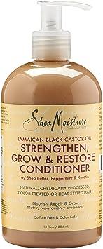 SHEA MOISTURE - Aceite de Ricino de Jamaica - Acondicionador ...